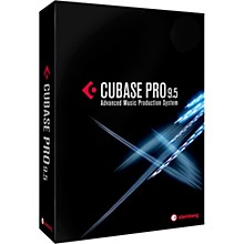 Steinberg Cubase Pro 9.5 Upgrade (From Pro 9)