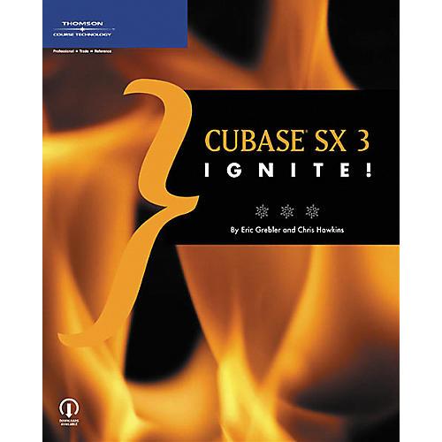 Course Technology PTR Cubase SX 3 Ignite! Book