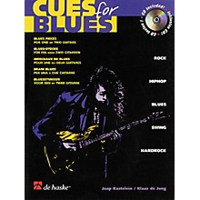 De Haske Music Cues for Blues Guitar Book with CD
