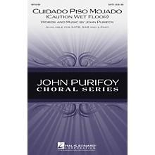 Hal Leonard Cuidado Piso Mojado (Caution, Wet Floor) 2-Part Composed by John Purifoy