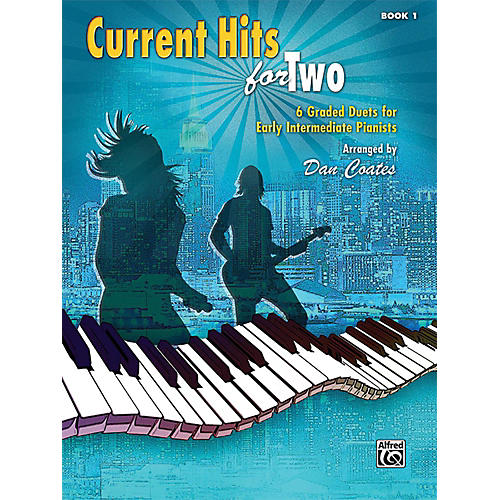 Alfred Current Hits for Two, Book 1 Early Intermediate
