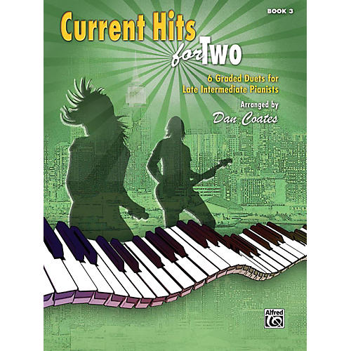 Alfred Current Hits for Two, Book 3 Late Intermediate