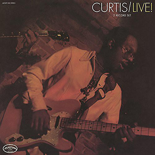 Alliance Curtis Mayfield - Curtis / Live: Expanded
