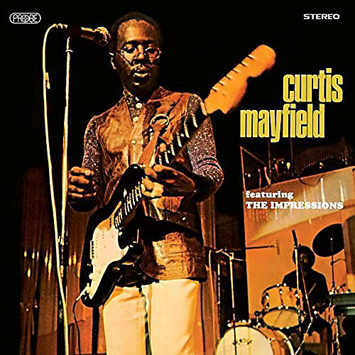Alliance Curtis Mayfield - Curtis Mayfield Featuring The Impressions