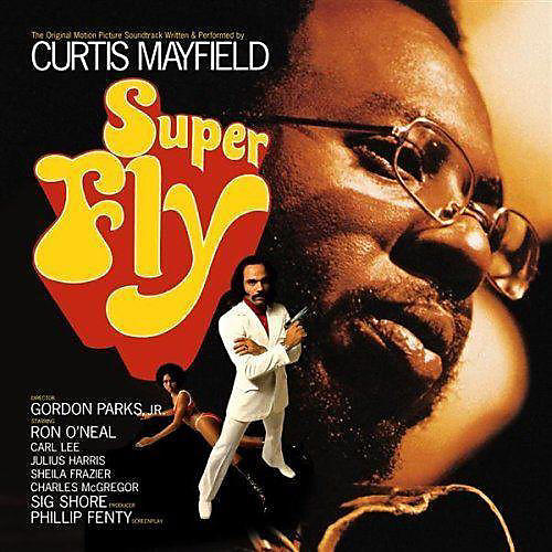 Alliance Curtis Mayfield - Super Fly