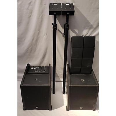 LD Systems Curv 500 ES Powered Speaker