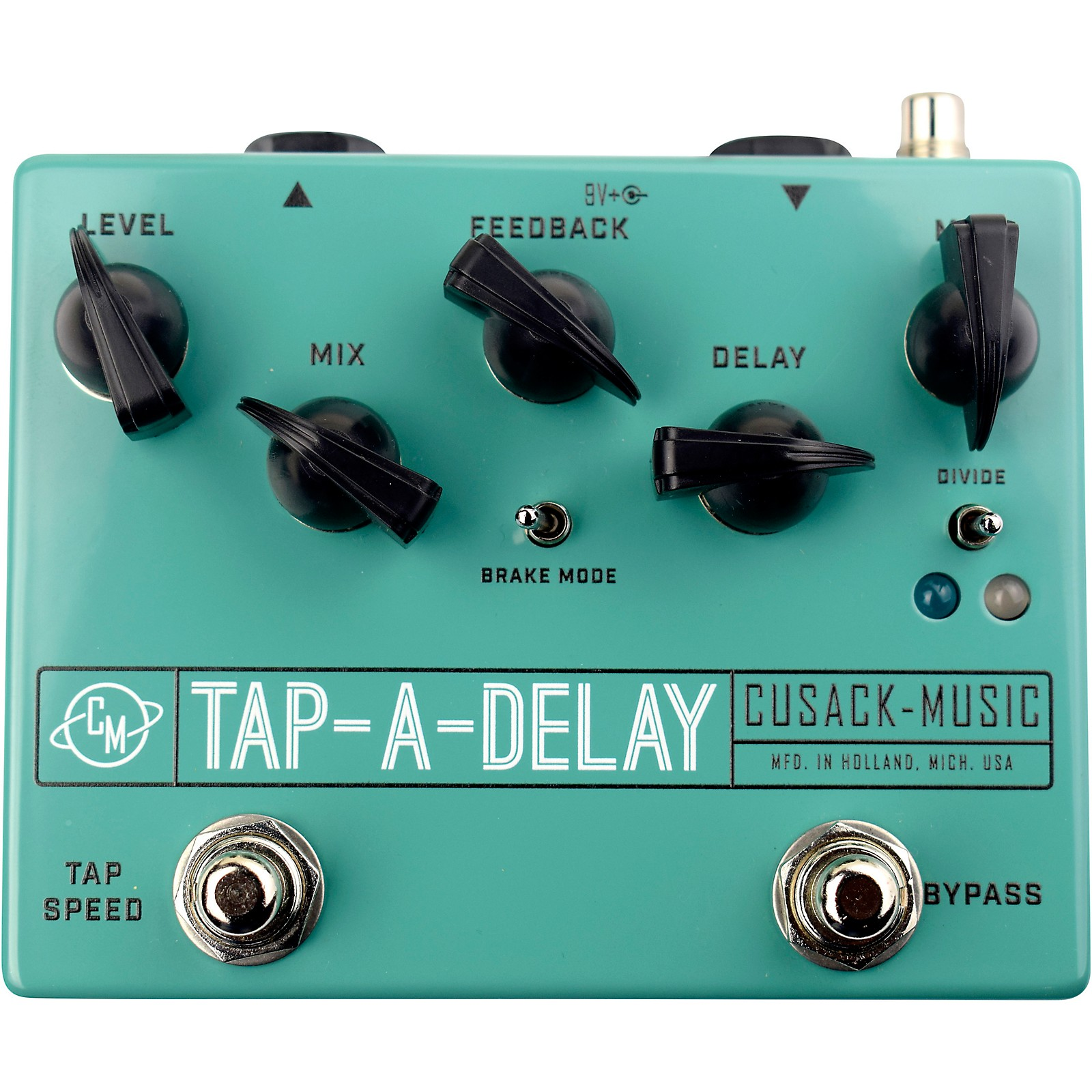 Cusack Music Cusack Music Tap-A-Delay Digital Delay Effects Pedal