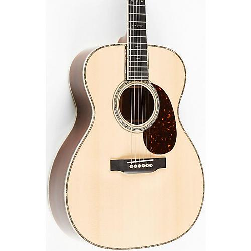 Martin Custom 000 Custom Shop Guatemalan Rosewood Auditorium Acoustic Guitar Natural