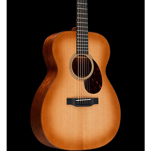 Martin Custom 000 Quilted Mahogany Deluxe Natural