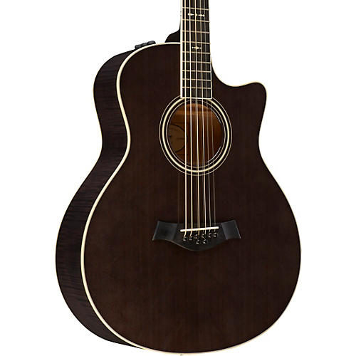 Taylor Custom #10105 8-String Baritone Grand Symphony Acoustic-Electric Guitar