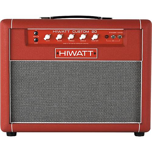 Hiwatt Custom 20W 2X10 Tube Guitar Combo Amp