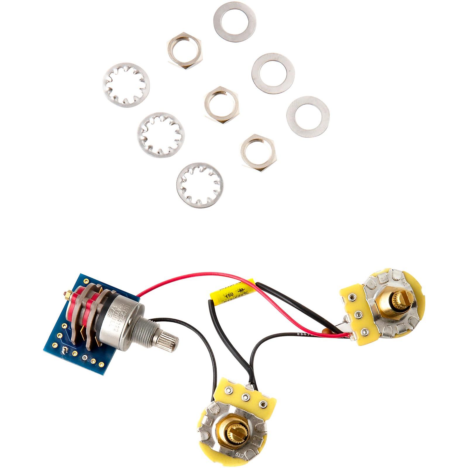 PRS Custom 22/24 Drop In 5-Way Rotary, Volume & Tone