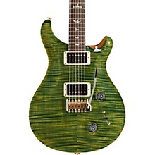 Custom 22 with 10 Top, Pattern Neck Electric Guitar Emerald Green
