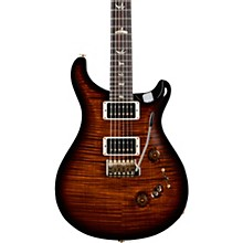 Custom 24-08 10 Top Electric Guitar Black Gold Burst