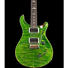 Custom 24-08 10 Top Electric Guitar Emerald Green