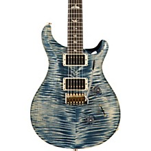 Custom 24 10 Top Electric Guitar Faded Whale Blue