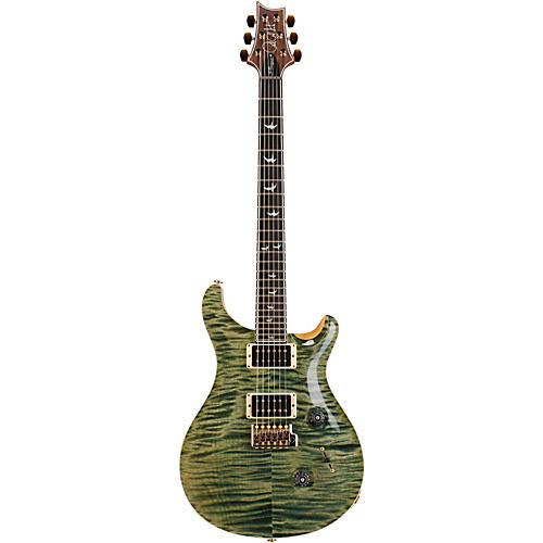 PRS Custom 24 30th Anniversary Wood Library Run Pattern Thin Neck Electric Guitar
