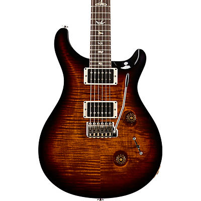 PRS Custom 24 Carved Figured Maple Top with Gen 3 Tremolo Solid Body Electric Guitar
