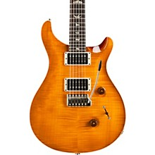 Custom 24 Carved Figured Maple Top with Gen 3 Tremolo Solid Body Electric Guitar McCarty Sunburst