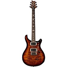 Open BoxPRS Custom 24 Carved Flame Maple 10 Top with Nickel Hardware Solidbody Electric Guitar
