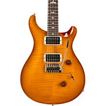 Custom 24 with Carved Top Electric Guitar McCarty Sunburst