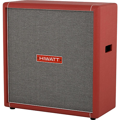 Hiwatt Custom 300W 4X12 Guitar Extension Cabinet