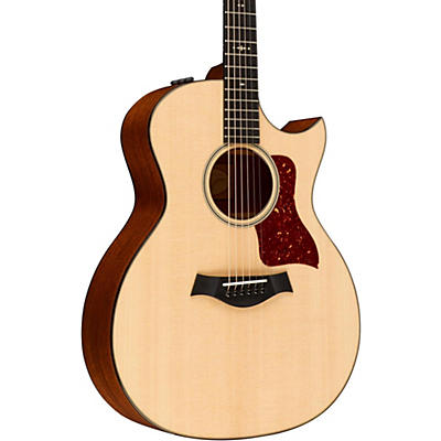 Taylor Custom 514ce Florentine Grand Auditorium Acoustic-Electric Guitar 2016