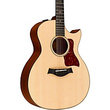 Taylor Custom 514ce Florentine Grand Auditorium Acoustic-Electric Guitar