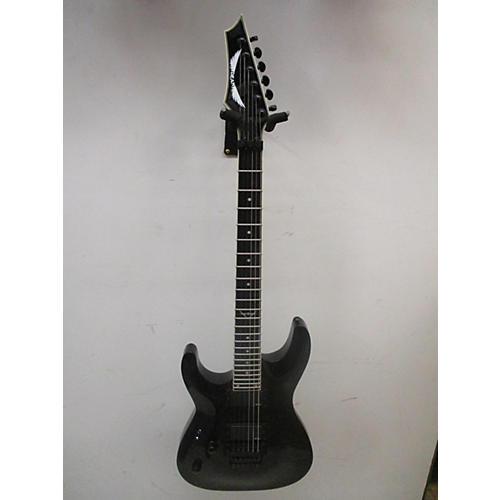 Dean Custom 550 Floyd Rose Left Handed Electric Guitar Black