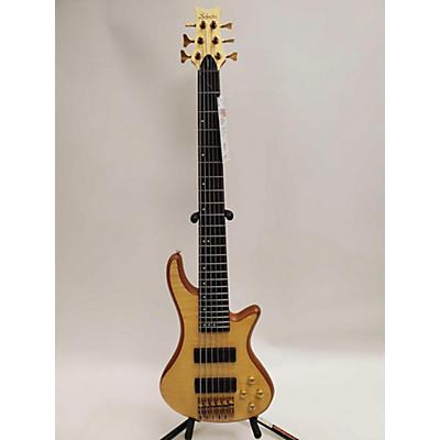 Schecter Guitar Research Custom 6 Electric Bass Guitar