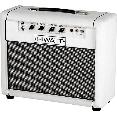 hiwatt custom 7w 1x10 tube guitar combo amp musician 39 s friend. Black Bedroom Furniture Sets. Home Design Ideas