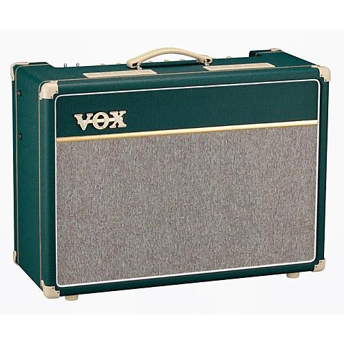 Vox Custom AC15 15W Tube Guitar Combo Amp with Celestion Greenback