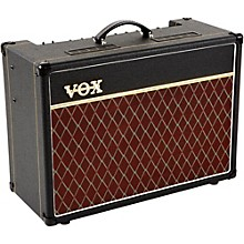 Open Box Vox Custom AC15C1 15W 1x12 Tube Guitar Combo Amp