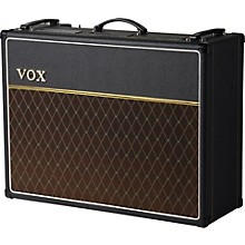 Open Box Vox Custom AC30C2 30W 2x12 Tube Guitar Combo Amp