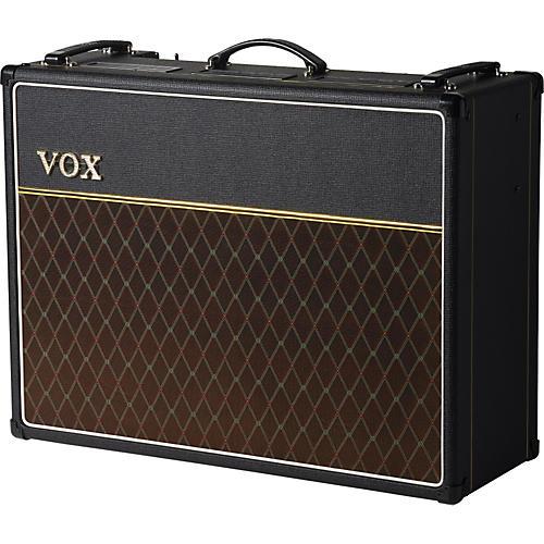 Vox Custom AC30C2 30W 2x12 Tube Guitar Combo Amp Condition 1 - Mint Black