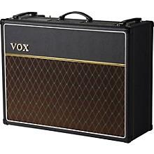 Open BoxVox Custom AC30C2 30W 2x12 Tube Guitar Combo Amp