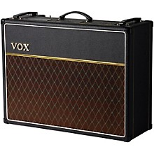Open Box Vox Custom AC30C2X 30W 2x12 Tube Guitar Combo Amp