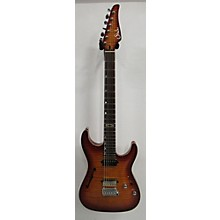 Suhr Custom Archtop Stanadrd F Hole Flametop Hollow Body Electric Guitar