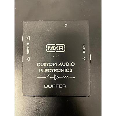 MXR Custom Audio Electronics Buffer Pedal
