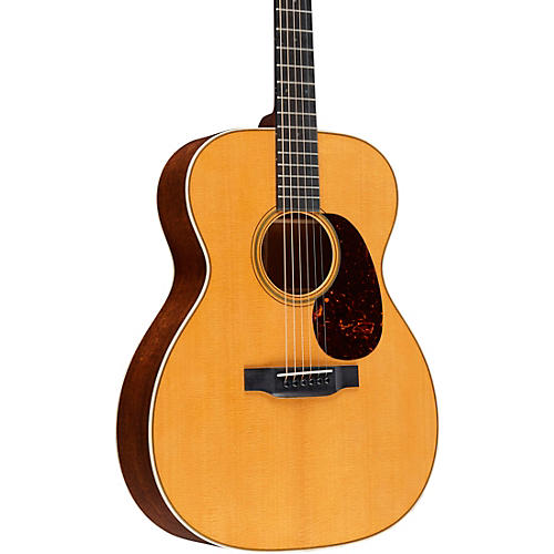 Martin Custom Auditorium Quilted Mahogany with VTS Top Deluxe Aged Toner