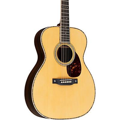 Martin Custom Auditorium Zircote Style-42 Deluxe Guitar