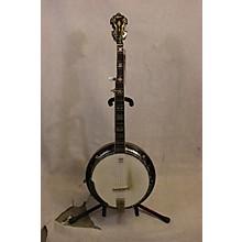 Aria Custom Close Back Banjo Banjo