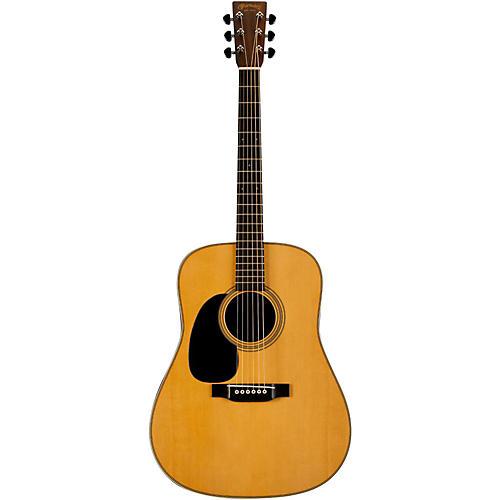 Martin Custom D-28 2014 Premium Upgrade II Dreadnought Left-Handed Acoustic Guitar