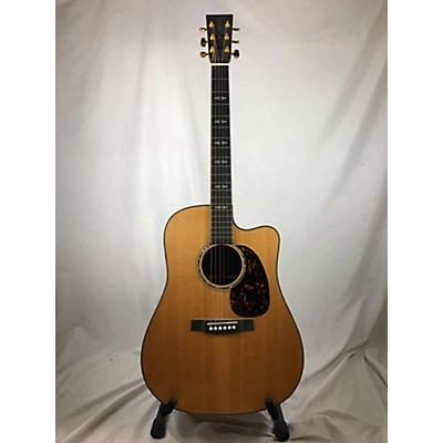 Martin Custom DCPA1 Acoustic Electric Guitar