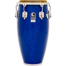 Custom Deluxe 30 in. Wood Shell Congas 11.75 in. Blue