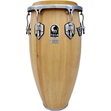 Custom Deluxe 30 in. Wood Shell Congas 11.75 in. Natural Wood