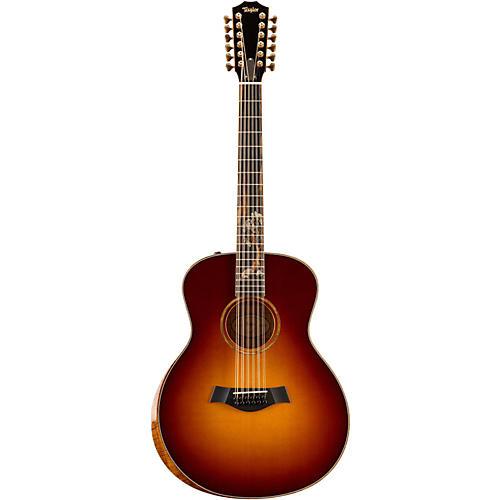 taylor custom gs 12 9296 12 string acoustic electric guitar musician 39 s friend. Black Bedroom Furniture Sets. Home Design Ideas