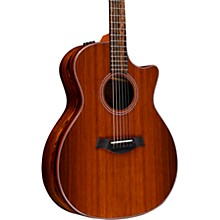 Taylor Custom Grand Auditorium #11153 Sinjer Redwood and Bocote Acoustic-Electric Guitar