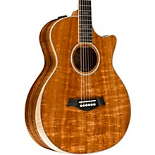 Taylor Custom Grand Auditorium 12-Fret #10672 Acoustic-Electric Guitar