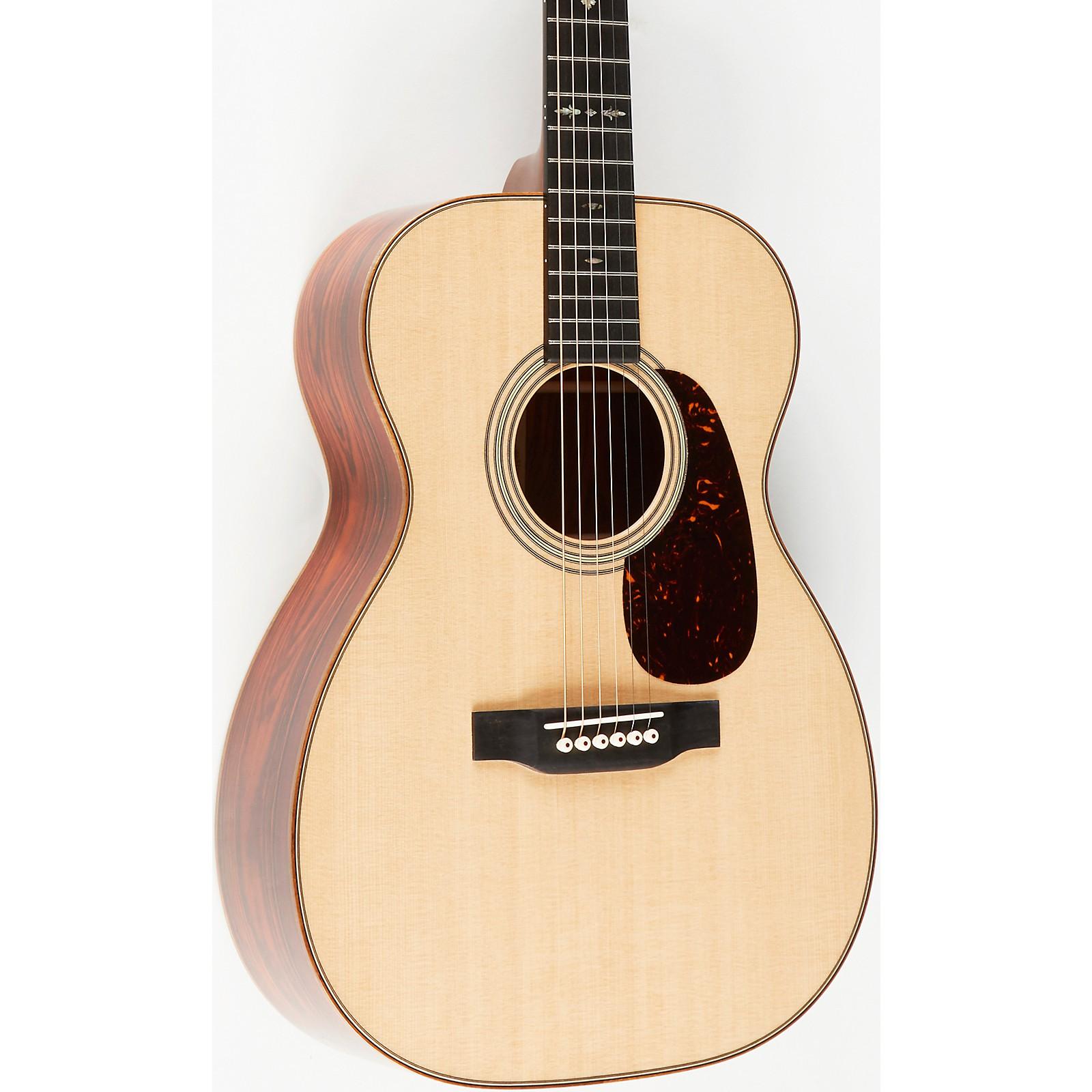 Martin Custom Grand Concert Cocobolo Deluxe Acoustic Guitar